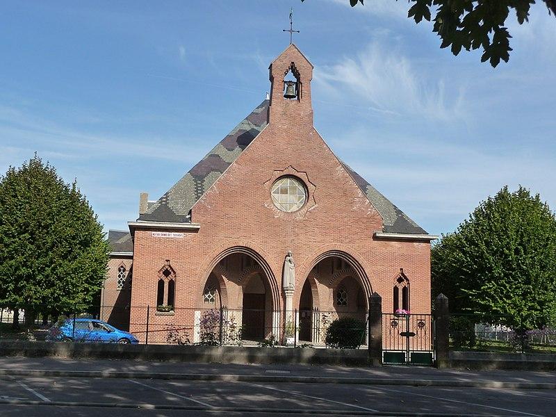 Photo du Monument Historique Eglise Notre-Dame des Trévois situé à Troyes