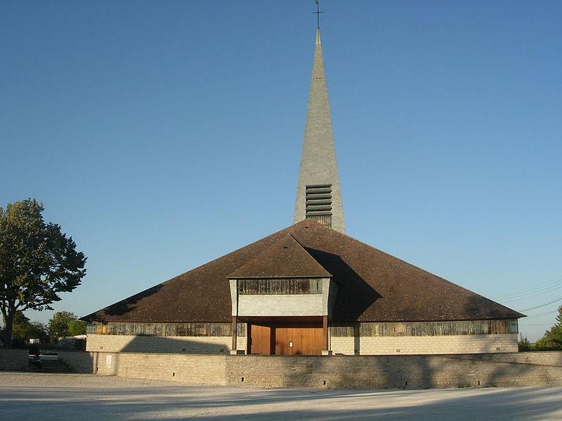Photo du Monument Historique Eglise Sainte-Agnès situé à Fontaine-les-Grès
