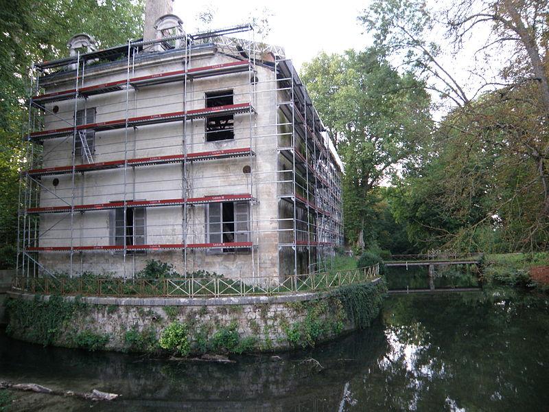 Photo du Monument Historique Château de Polisy situé à Polisy
