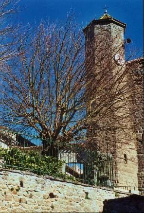 Photo du Monument Historique Eglise paroissiale Saint-Germain situé à Alairac