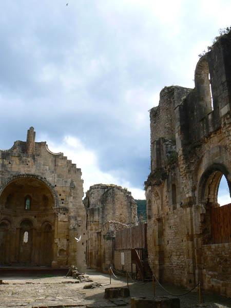 Photo du Monument Historique Ancienne abbaye Notre-Dame situé à Alet-les-Bains