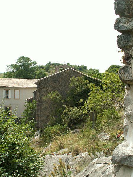 Photo du Monument Historique Chapelle Saint-André situé à Auriac