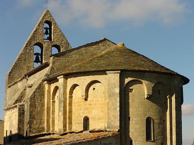 Photo du Monument Historique Eglise Sainte-Marie situé à Baraigne