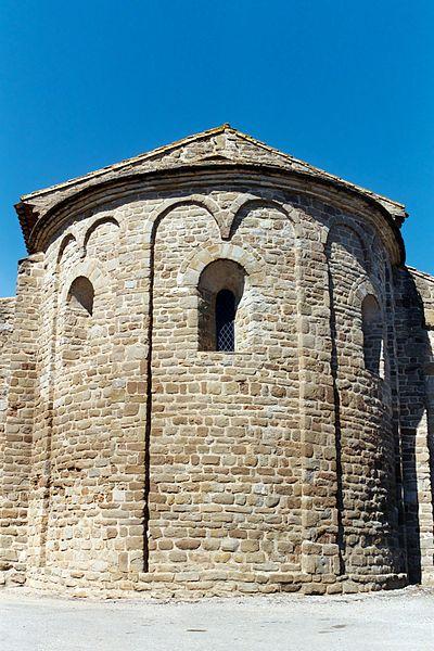Photo du Monument Historique Eglise Saint-Etienne situé à Blomac