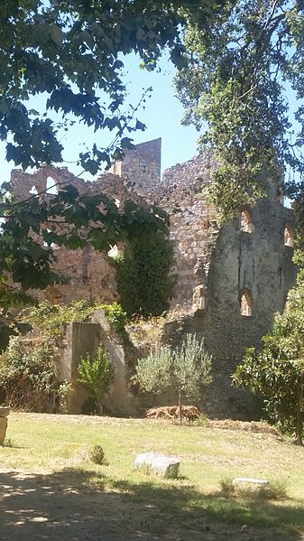 Photo du Monument Historique Moulin fortifié situé à Canet