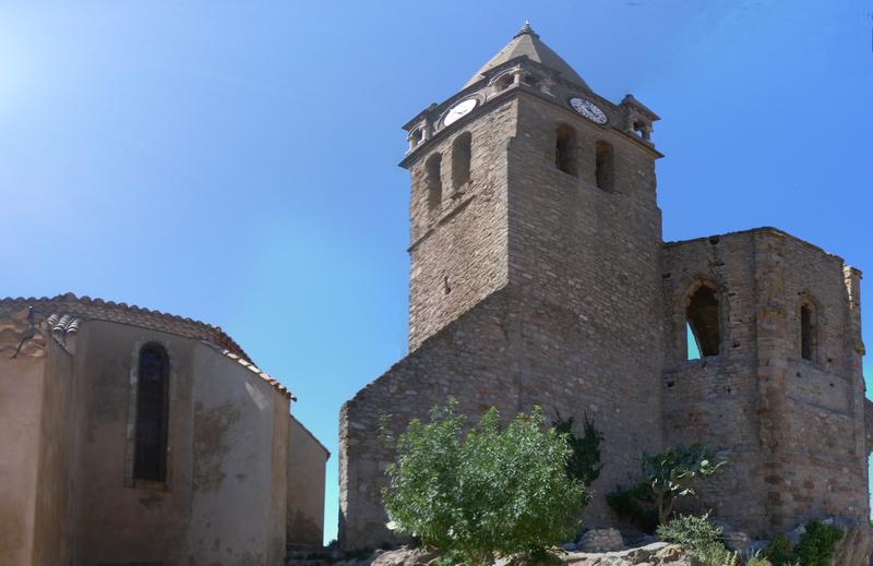 Photo du Monument Historique Château situé à Capendu