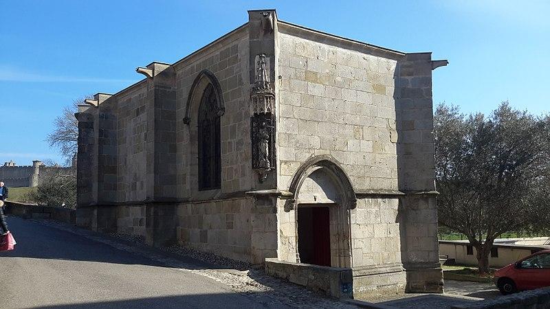 Photo du Monument Historique Chapelle Notre-Dame-de-Santé situé à Carcassonne