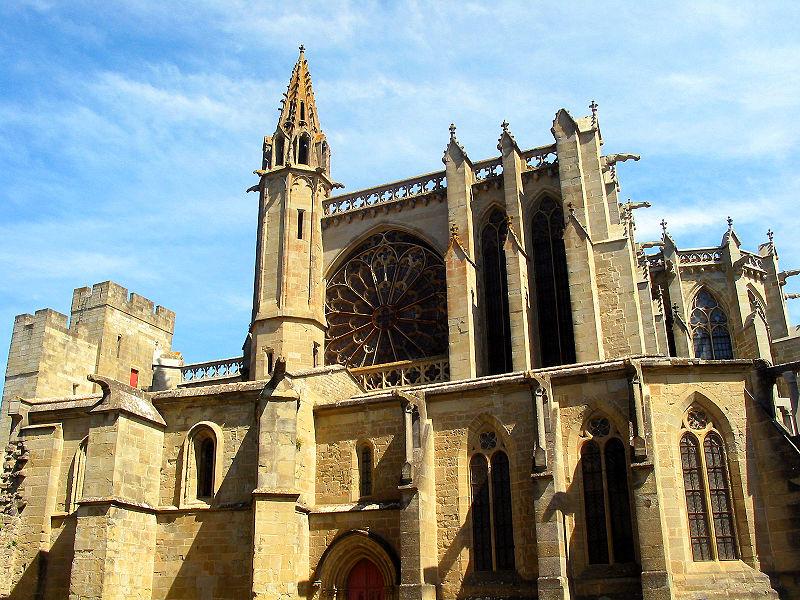 Photo du Monument Historique Eglise Saint-Nazaire situé à Carcassonne