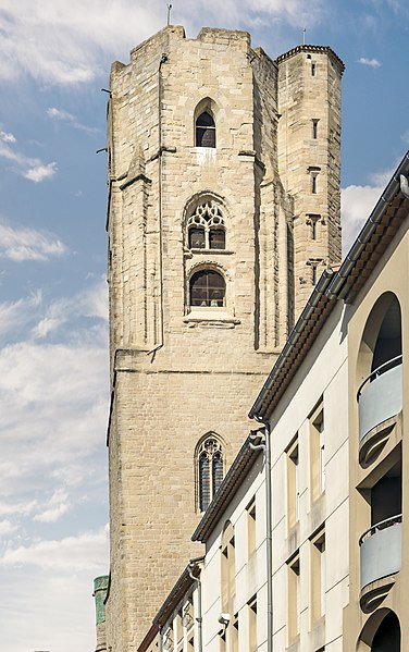 Photo du Monument Historique Eglise Saint-Vincent situé à Carcassonne