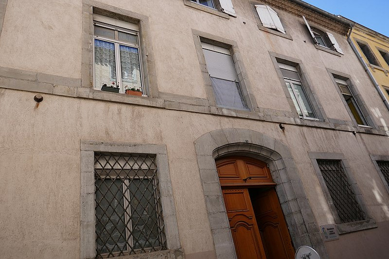 Photo du Monument Historique Evêché situé à Carcassonne