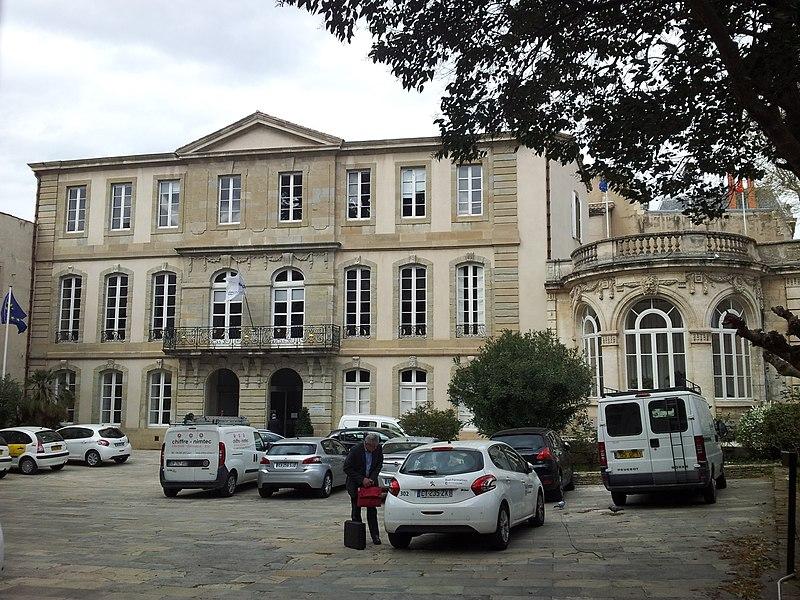Photo du Monument Historique Ancien hôtel de Murat situé à Carcassonne