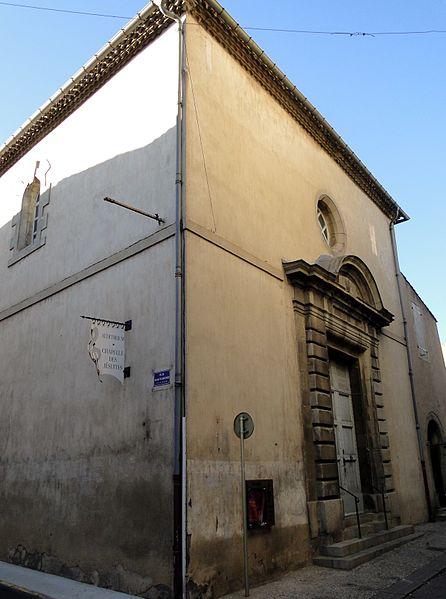 Photo du Monument Historique Lycée de garçons situé à Carcassonne