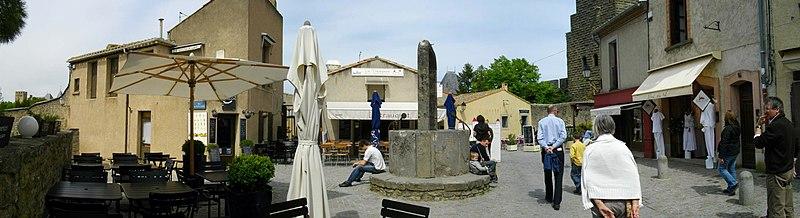 Photo du Monument Historique Petit Puits situé à Carcassonne