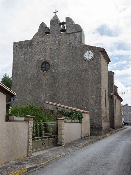 Photo du Monument Historique Ancienne église des Clarisses situé à Les Cassés