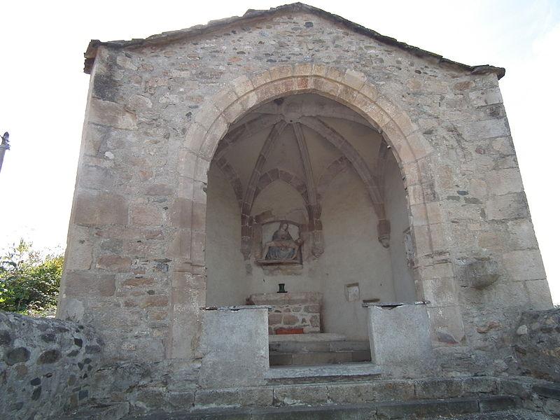 Photo du Monument Historique Chapelle du Crucifix situé à Caunes-Minervois