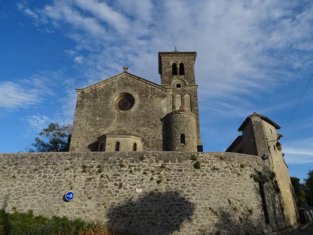 Photo du Monument Historique Eglise Saint-Pierre situé à Cavanac