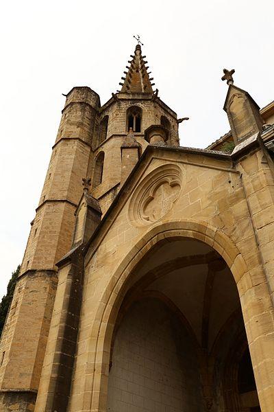 Photo du Monument Historique Eglise Saint-Pierre situé à Chalabre