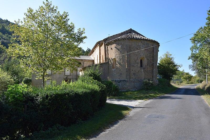Photo du Monument Historique Eglise paroissiale Saint-Loup situé à Clermont-sur-Lauquet