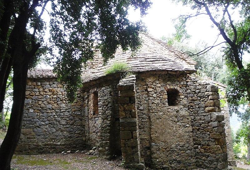 Photo du Monument Historique Eglise Saint-Félix-de-Castelmaure situé à Embres-et-Castelmaure