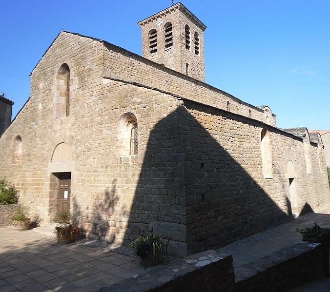 Photo du Monument Historique Eglise Saint-Martin situé à Escales