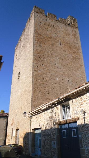 Photo du Monument Historique Tour situé à Fabrezan