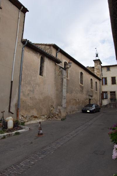 Photo du Monument Historique Ancienne chapelle des Pénitents situé à Fleury
