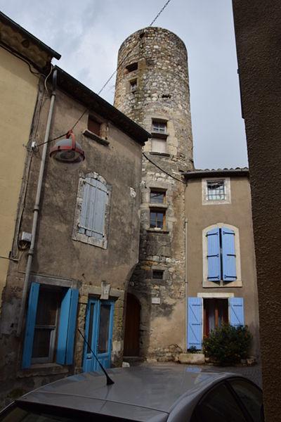 Photo du Monument Historique Tour dite de Balayard situé à Fleury