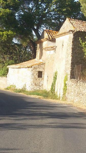 Photo du Monument Historique Ancienne église Notre-Dame-des-Vals situé à Ginestas