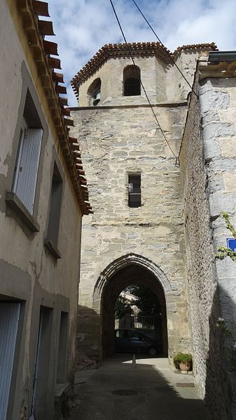 Photo du Monument Historique Eglise Notre-Dame situé à Gramazie