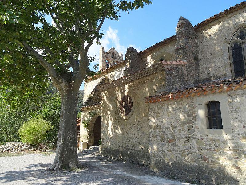 Photo du Monument Historique Eglise Saint-Cyr et Sainte-Julitte situé à Greffeil