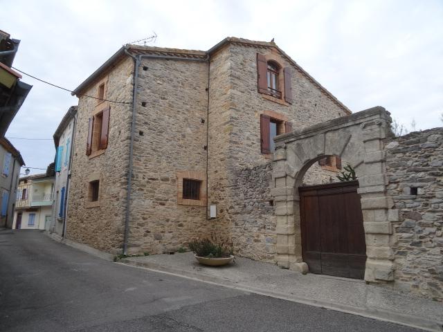 Photo du Monument Historique Ancien château situé à Labécède-Lauragais