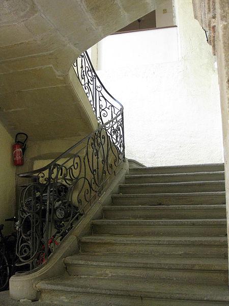 Photo du Monument Historique Maison des Soeurs de Nevers situé à Lagrasse