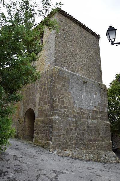 Photo du Monument Historique Eglise Saint-Laurent situé à Laurac