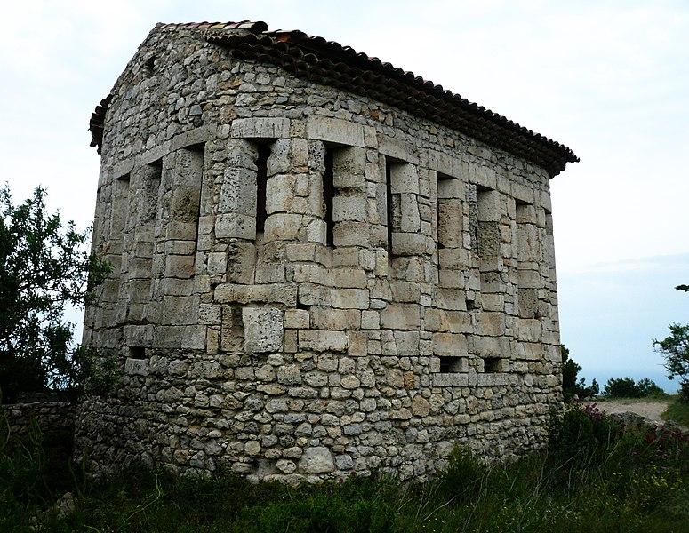 Photo du Monument Historique Ancien fanal, dit Redoute de la Franqui situé à Leucate