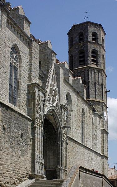 Photo du Monument Historique Eglise Saint-Vincent situé à Montréal