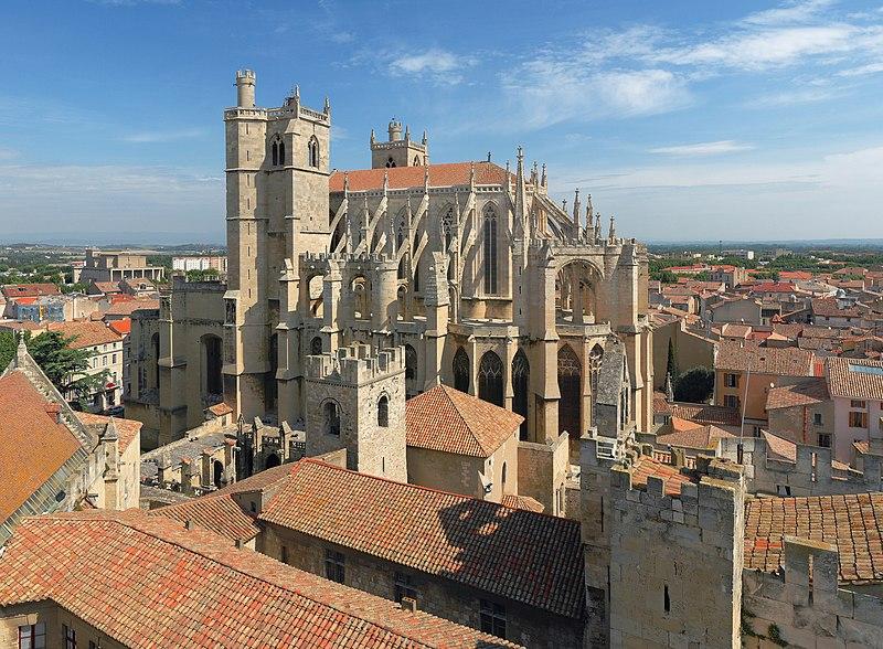 Photo du Monument Historique Eglise Saint-Just (ancienne cathédrale) situé à Narbonne