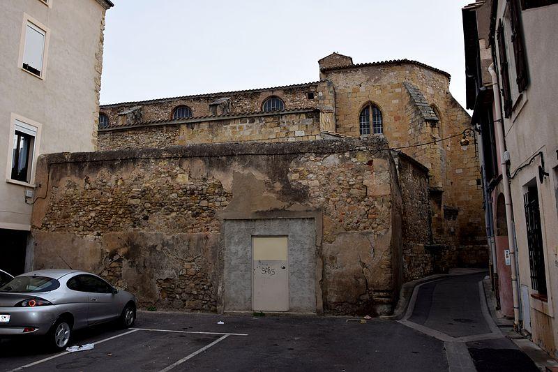 Photo du Monument Historique Ancienne chapelle des Pénitents-Blancs situé à Narbonne