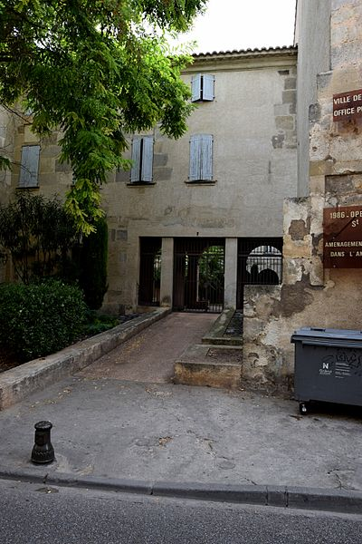 Photo du Monument Historique Ancien couvent des Carmélites situé à Narbonne