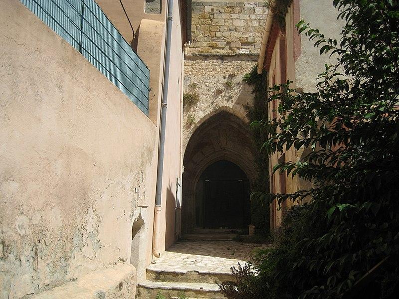 Photo du Monument Historique Ancienne église de la Major, dite aussi église des Pélerins situé à Narbonne