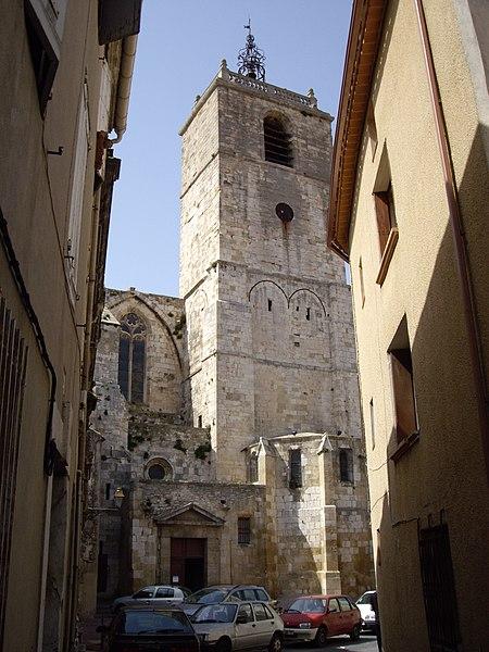 Photo du Monument Historique Eglise Saint-Paul situé à Narbonne