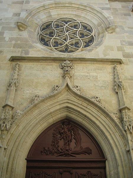 Photo du Monument Historique Eglise Saint-Sébastien situé à Narbonne