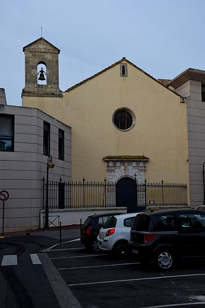 Photo du Monument Historique Hôpital situé à Narbonne