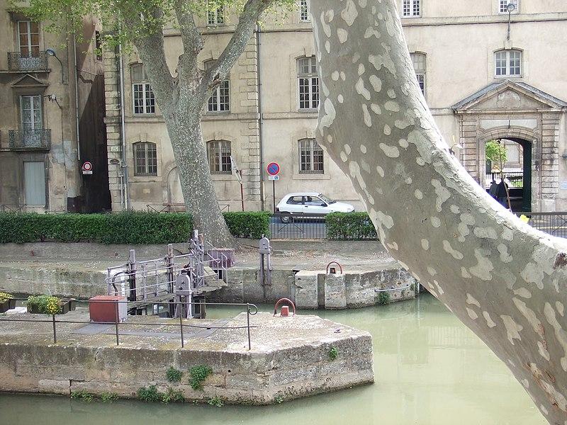 Photo du Monument Historique Ancien hôpital de la Charité situé à Narbonne