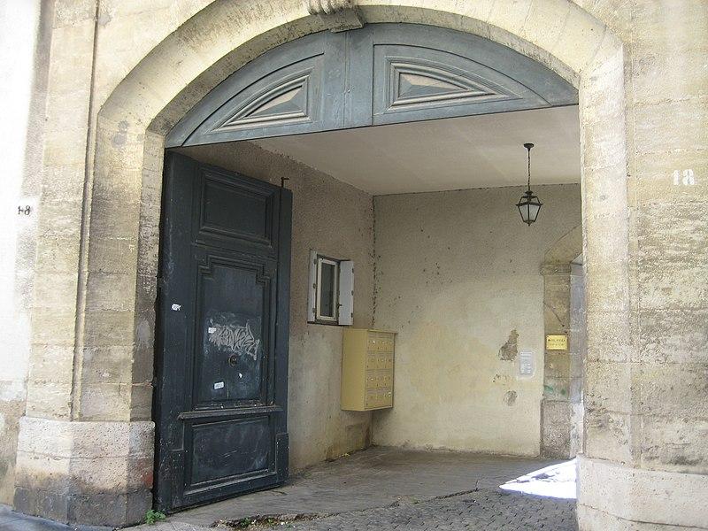 Photo du Monument Historique Maison situé à Narbonne