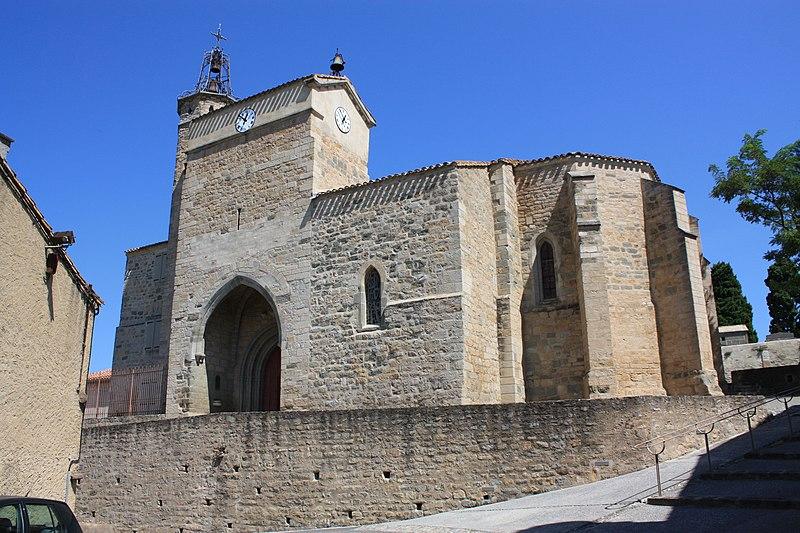 Photo du Monument Historique Eglise Saint-Etienne situé à Palaja