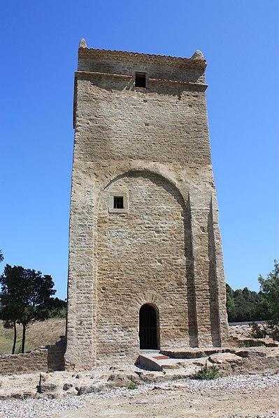 Photo du Monument Historique Tour de Cazaban situé à Palaja