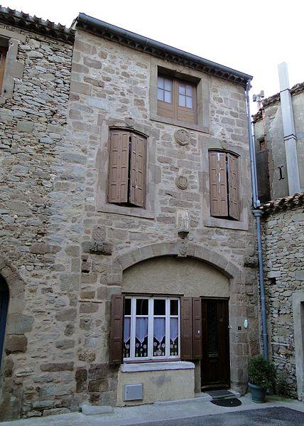 Photo du Monument Historique Ancienne chapelle seigneuriale sur le Plô situé à Pépieux