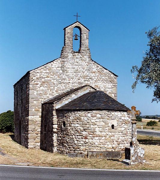 Photo du Monument Historique Chapelle de la Madeleine situé à Pezens