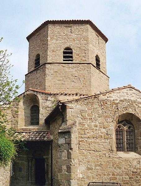 Photo du Monument Historique Eglise de l'Assomption situé à Rieux-Minervois