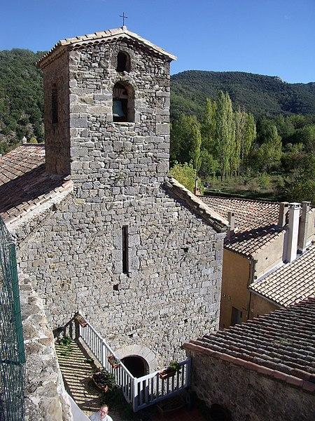 Photo du Monument Historique Eglise Notre-Dame situé à Termes